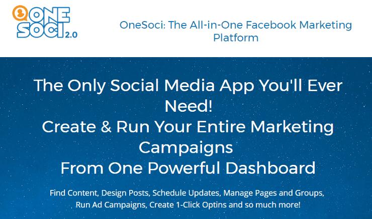 OneSoci_website