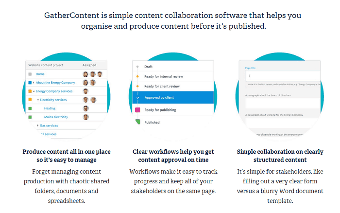 Gather Content Collaboration Software