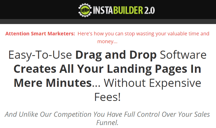 See This Report about Instabuilder Vs Clickfunnels