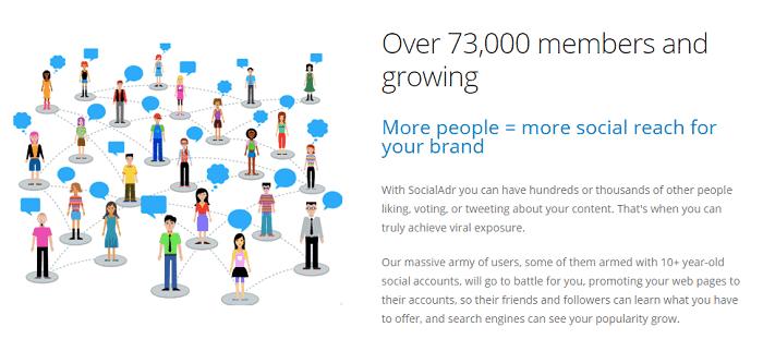 socialadr members