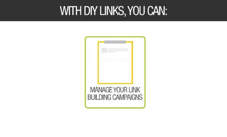 DIY Links - Link Building Campaigns