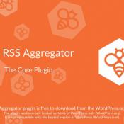 WpAggregagator feature
