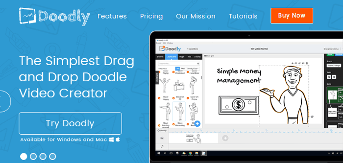 doodly-video creator