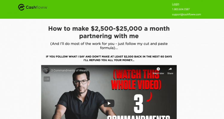 Getting My Tai Lopez Affiliate To Work